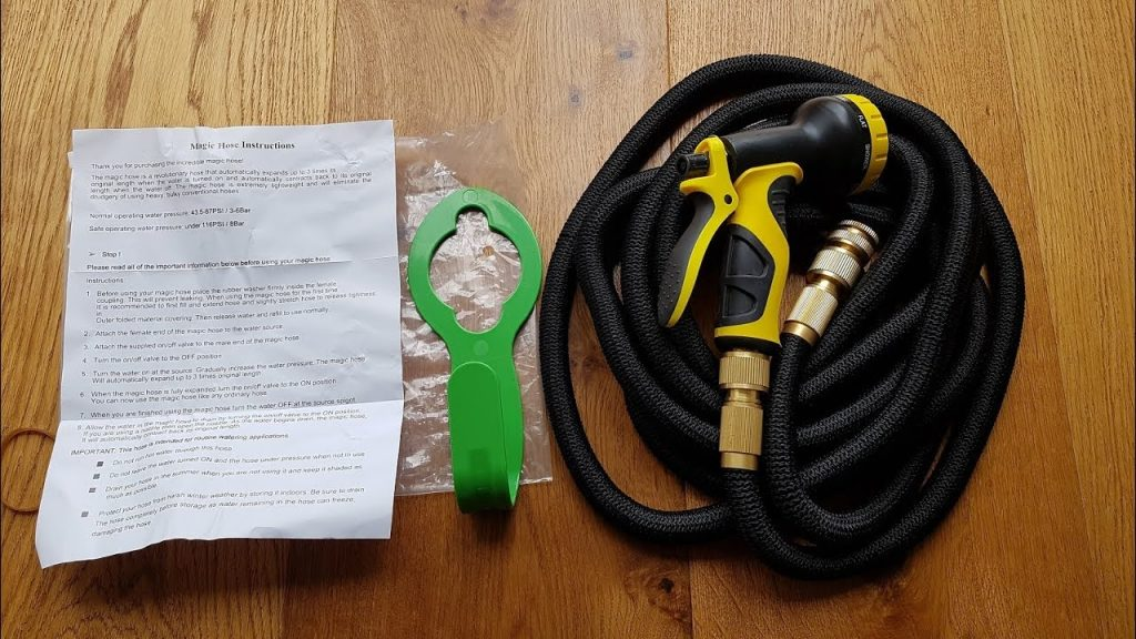 Questions to ask before purchasing a hose