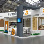 Why does an exhibition stand design need to be unique