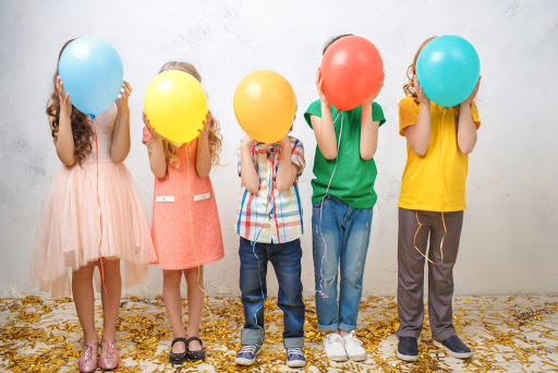 Games to play with balloons