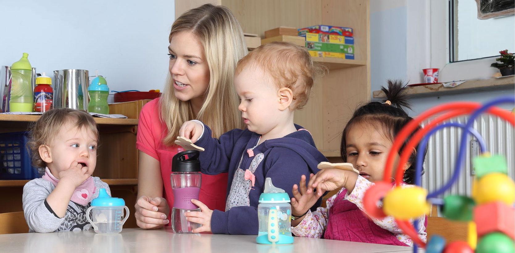 Ways to start your own nursery school