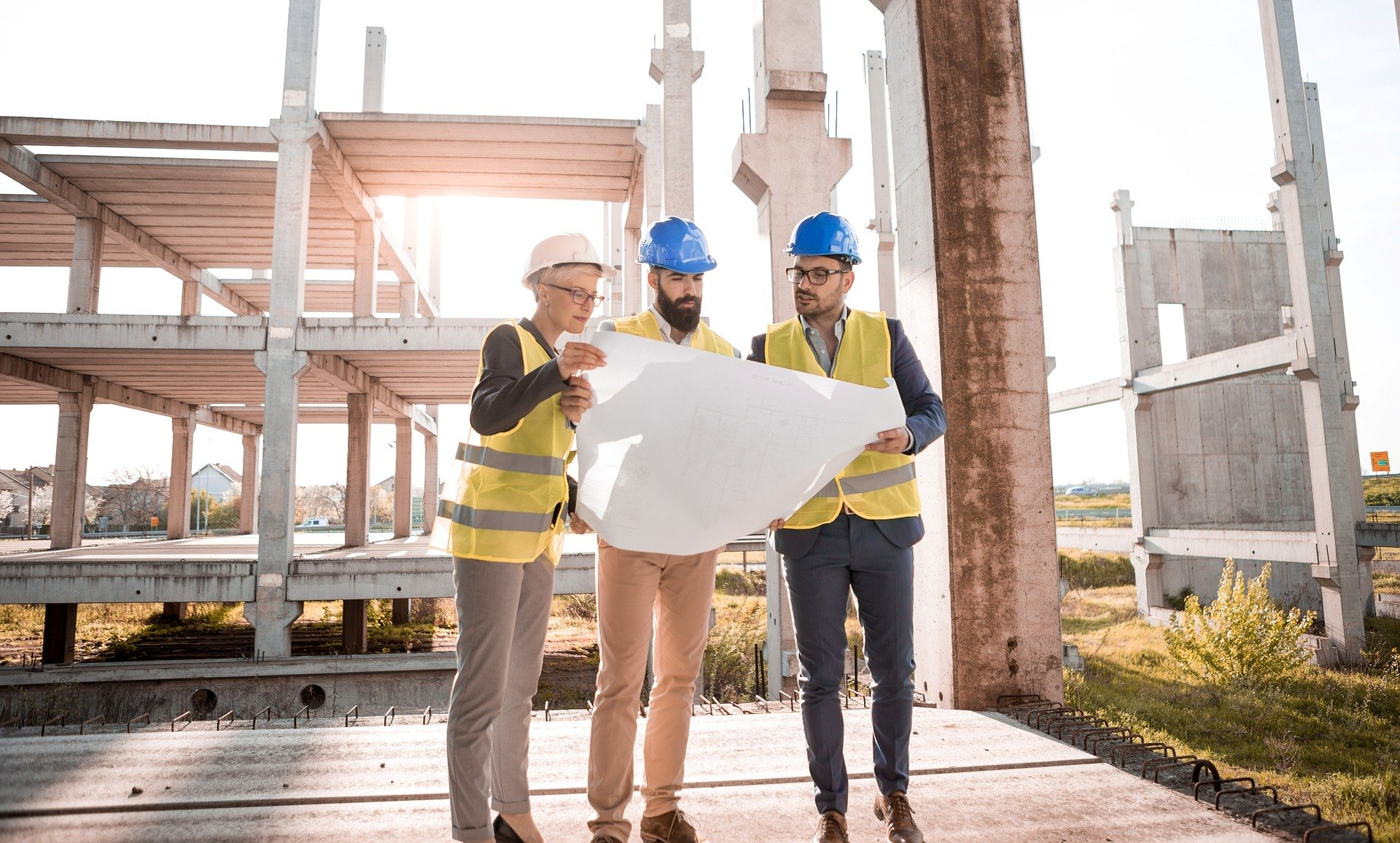 Why should you hire construction firms for your local projects